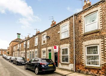 Thumbnail 2 bed terraced house for sale in Lower Ebor Street, York