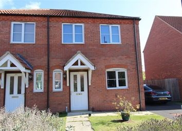 Thumbnail 2 bed semi-detached house to rent in Cowslip Crescent, Bourne