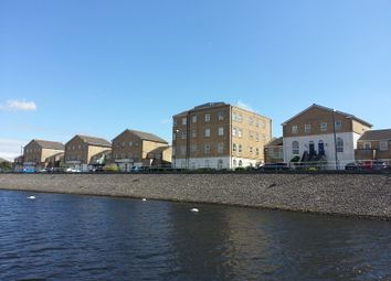 Thumbnail 2 bedroom flat for sale in John Batchelor Way, Penarth Marina