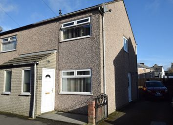 Thumbnail 2 bed semi-detached house for sale in Wellington Street, Dalton-In-Furness, Cumbria