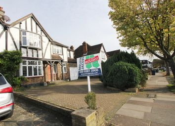 Thumbnail 5 bed semi-detached house for sale in Park Grove, Edgware, Greater London.