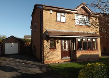 Thumbnail 3 bed detached house for sale in Otters Bank, Winsford
