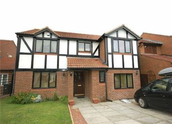 Thumbnail 5 bed detached house to rent in Beaver Close, Pity Me, Durham