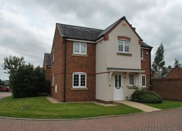 Thumbnail 4 bed detached house to rent in Church Close, Tilstock, Whitchurch, Shropshire