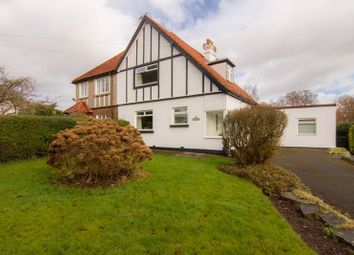 Thumbnail 3 bed semi-detached house for sale in Avenue Road, Abergavenny