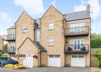 Thumbnail 2 bed flat for sale in Stonebank Gardens, Bardsey, Leeds