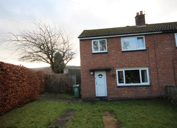 Thumbnail 3 bed semi-detached house to rent in Weston Drive, Otley