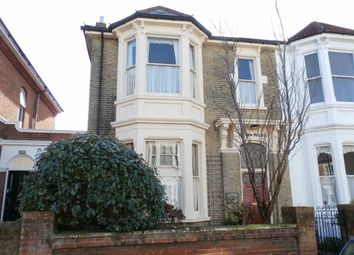 Thumbnail 4 bed semi-detached house for sale in St. Edwards Road, Southsea