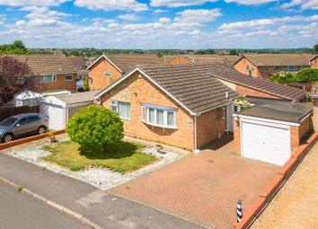 Thumbnail 3 bed detached bungalow for sale in St. Leonards Close, Kettering