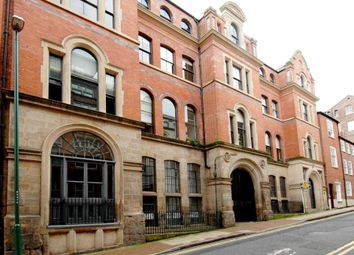 1 bed flat to rent in The Stoneyard, Plumptre Street, The Lace Market, Nottingham NG1