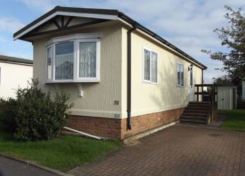 Thumbnail 1 bed bungalow to rent in Hill Top Park, Princethorpe, Rugby
