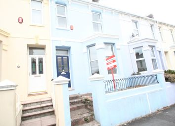 Thumbnail 3 bedroom terraced house for sale in Mainstone Avenue, Cattedown