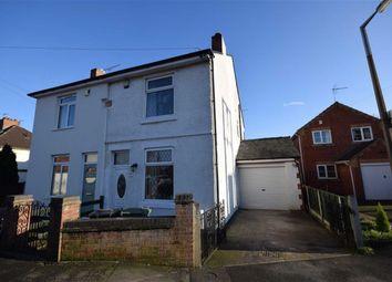 Thumbnail 3 bed semi-detached house for sale in Brickyard Lane, Kilburn, Belper