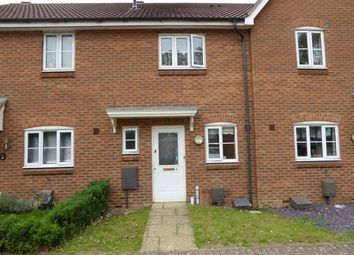 Thumbnail 2 bed terraced house for sale in Lowry Way, Downham Market