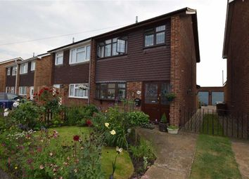 Thumbnail 3 bed semi-detached house for sale in Russet Close, Stanford-Le-Hope, Essex