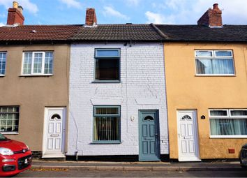 Thumbnail 2 bed terraced house for sale in Oversetts Road, Newhall, Swadlincote