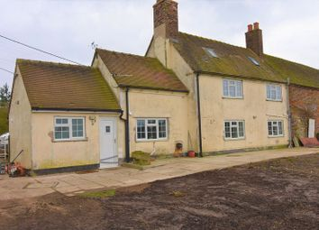 Thumbnail 3 bed farmhouse to rent in New Works, Telford