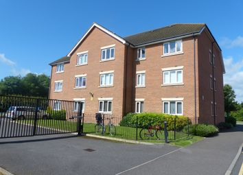 Thumbnail 2 bed flat for sale in Fellowes Road, Peterborough