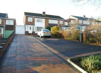 Thumbnail 3 bed semi-detached house for sale in Beautifully Appointed Family House The Dene, Wylam, Northumberland