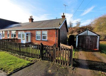 Thumbnail 2 bed semi-detached bungalow for sale in Station Road, Little Bytham, Grantham