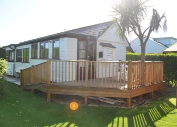 Thumbnail 3 bed mobile/park home to rent in Park Lane, Selsey