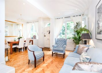 Thumbnail 3 bed mews house to rent in Albion Mews, Connaught Village, London