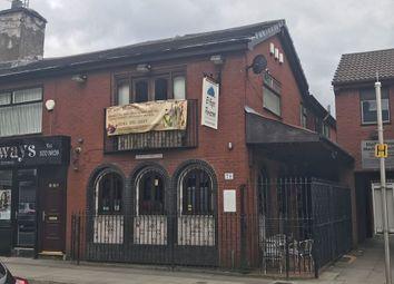 Thumbnail 1 bed flat to rent in Market Street, Droylsden, Manchester