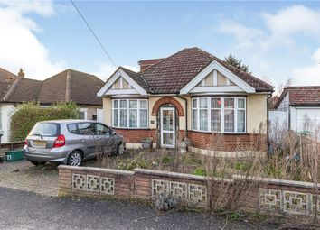 3 bed bungalow for sale in Woodside Close, Surbiton, Surrey KT5