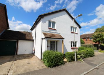 Thumbnail 4 bed link-detached house for sale in Sunridge Close, Newport Pagnell, Buckinghamshire