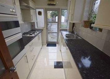 Thumbnail 3 bed terraced house to rent in Squires Lane, Finchley, London