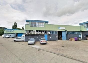 Thumbnail Warehouse to let in Unit 3, River Brent Business Park, 1 - 12, Trumpers Way, London