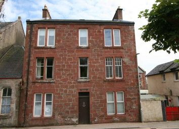 Thumbnail 2 bed flat for sale in Howard Street, Millport, Isle Of Cumbrae
