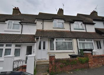 Thumbnail 2 bed terraced house for sale in Silvester Road, Bexhill-On-Sea, East Sussex