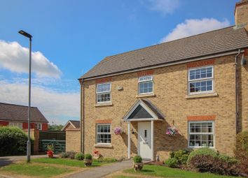 Thumbnail 4 bed detached house for sale in Wisdom Close, Bedford