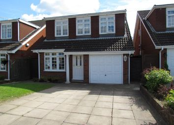 Thumbnail 4 bed detached house for sale in Grovedale Close, Cheshunt