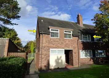 Thumbnail 3 bed flat to rent in Parkfields Close, Silverdale, Newcastle-Under-Lyme