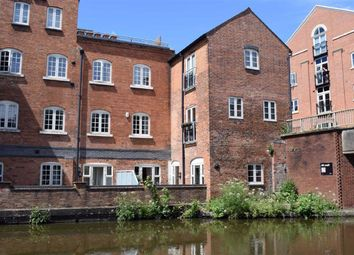 Thumbnail 2 bed flat for sale in Portland Street, Diglis, Worcester
