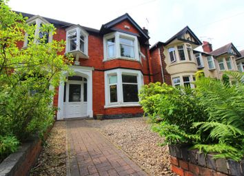 Thumbnail 3 bed end terrace house for sale in Holyhead Road, Coventry