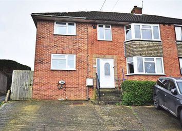 Thumbnail 4 bed semi-detached house for sale in Hill Close, Stroud