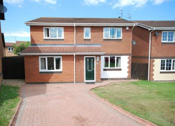 Thumbnail 5 bed detached house for sale in Thornbury Close, Boldon Colliery