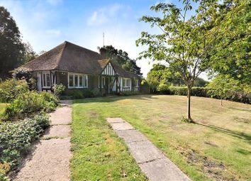Thumbnail 2 bed detached bungalow for sale in Cowden, Edenbridge