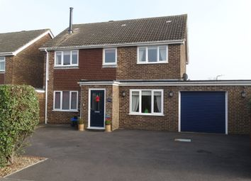 4 bed detached house for sale in Weavers Close, Staplehurst, Tonbridge TN12