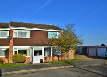 Thumbnail 2 bed terraced house for sale in Girton Way, Stamford