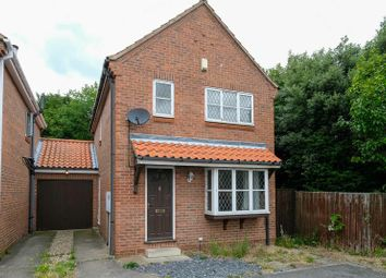 Thumbnail 3 bed detached house for sale in Church View, Ollerton, Nottinghamshire