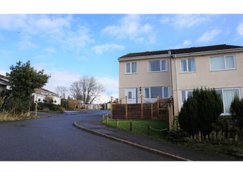 Thumbnail 3 bed end terrace house for sale in Valley View, Liskeard