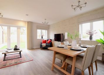 Thumbnail 4 bed detached house for sale in Old Hamsey Lakes, South Chailey, East Sussex