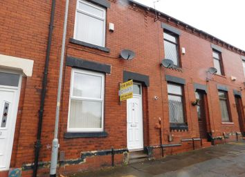 Thumbnail 2 bed terraced house for sale in Chatsworth Street, Oldham