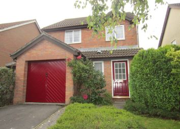Thumbnail 3 bedroom detached house for sale in Heol Collen, Cardiff