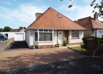 Thumbnail 3 bedroom detached bungalow for sale in Riversdale Road, West Cross, Swansea