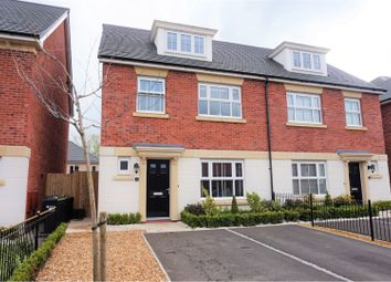 Thumbnail 4 bed town house for sale in Alanbrooke Road, Huntington, Chester